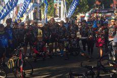 Setelah Tempuh 107 Km, Peserta Jelajah Sepeda Flores Diharapkan Bermalam di Kelimutu