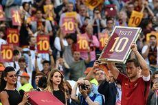 Catatan dan Rekor Francesco Totti dalam Angka