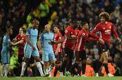 Mourinho Ungkap 'Curhat' Fellaini soal Tanduk Aguero