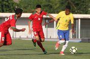 Berita Populer Bola, Timnas U-19 Tuai Pujian meski Kalah dari Brasil