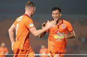 Borneo FC Gelar Pemusatan Latihan di Yogyakarta