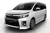 Toyota Voxy Tangkap Konsumen di Bawah Alphard