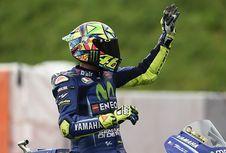 Rossi Mulai Melakukan Fisioterapi Ringan