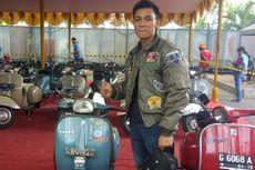 Indonesia Kaya dengan Vespa