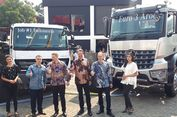 Mercy Tawarkan Truk Lokal ke Pertambangan Indonesia