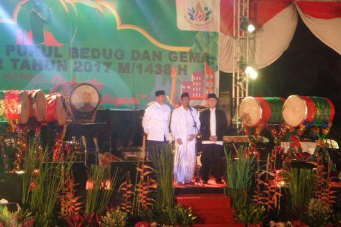 Djarot Buka Puncak Festival Beduk di Balai Kota