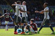 Hasil Liga Inggris, Gol dan 'Assist' Martial Menangkan Man United