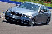 Sensasi Manuver Cantik 'All New' BMW Seri 5