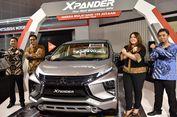 Mitsubishi Masih Andalkan Xpander di Pameran Surabaya