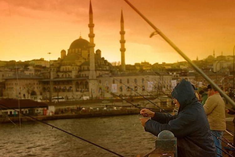 Istambul, Turki