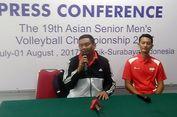 'Comeback' Tim Voli Indonesia Bikin Pelatih Puas