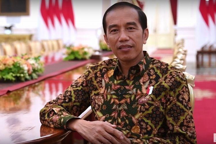 Presiden RI Joko Widodo (Jokowi), Kamis (14/9/2017) mengucapkan selamat ulang tahun ke-22 untuk Kompas.com.