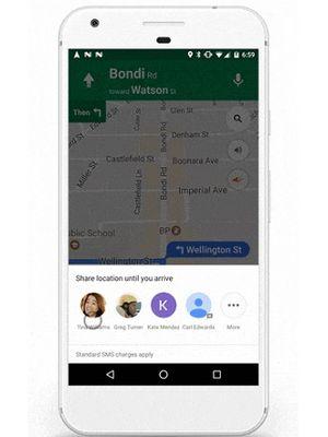 2267566876 » Fitur Lacak Perjalanan Teman Di Google Maps Bisa Dicoba Di Indonesia