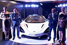 McLaren Meluncurkan Generasi Kedua 720S di Jakarta