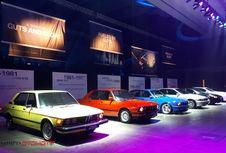 Pesta Meriah Sambut BMW Seri 5 di Indonesia