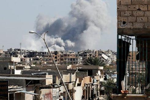 Militan ISIS Terakhir Tinggalkan Raqqa, 400 Warga Dibawa Jadi Perisai