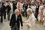 Kaisar Akihito Akan Lengser 31 Maret 2019