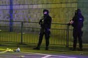 Polisi: Pelaku Serangan di Manchester Beraksi Seorang Diri