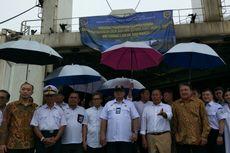 Ferry Kargo Jakarta-Surabaya Resmi Beroperasi