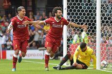 Hasil Liga Inggris, Salah Cetak Gol tetapi Liverpool Gagal Menang
