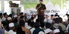 Wali Kota Semarang Menghadiri Haul Kiai Saleh Darat