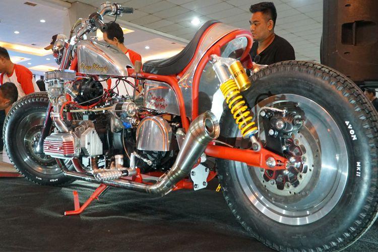 Volkswagen Motorcycles.