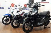 Suzuki Bikin Address dan Smash Lebih 'Kekinian'