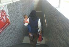 'Underpass' Stasiun Citayam Resmi Beroperasi Hari Ini