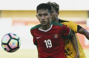 Hanis Saghara Senang Bisa Cetak Gol pada Piala AFF U-18