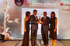 Menpar ke Bangkok, Indonesia Raih Destination of The Year 2017
