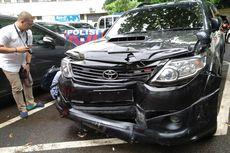 Jadi Tersangka Kecelakaan Setya Novanto, Wartawan Metro TV Tak Ditahan Polisi
