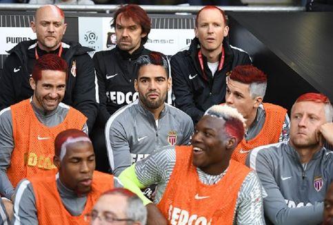 Cat Rambut Merah-Putih dan Rekor Monaco di Liga Perancis