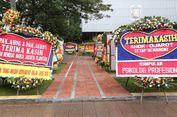 Karangan Bunga Disebut 'Settingan', Ahok Kesal