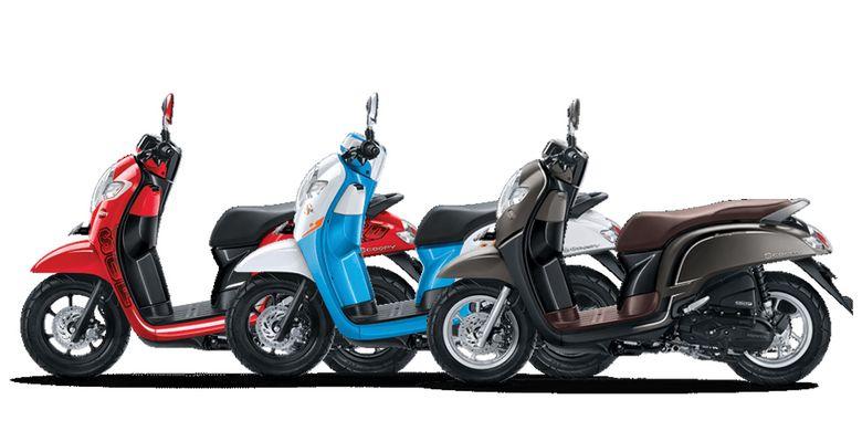 4021079269 » Alasan Dibuat Tema Baru Pada Honda Scoopy