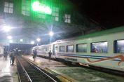 Jika Tidak Ada Hujan, Tengah Malam Ini Jalur Selatan Kereta Bisa Dilintasi