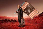 Astronot Buzz Aldrin Kini Merancang Busana