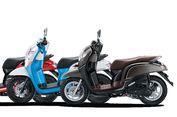 Honda Scoopy Jauh Tinggalkan Yamaha Fino
