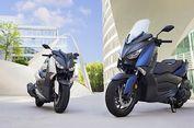 Yamaha Luncurkan XMAX yang Lebih Besar