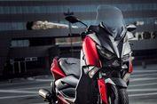 Yamaha XMAX 125 Siap Meluncur Bulan Depan