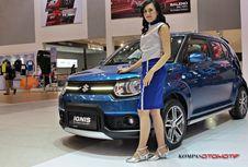 Suzuki Ignis Tampil Maksimal di Balik Kesan Standar