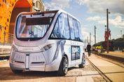 Bus Swakemudi Siap Produksi di Amerika