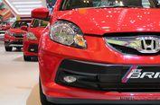 Ini Mobil Terlaris Honda di Pengujung Tahun