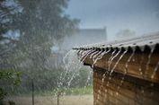 Hujan Landa Sebagian Kawasan Jabodetabek Siang hingga Malam Ini