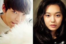 Shin Min Ah Selalu Temani Kim Woo Bin Jalani Pengobatan Kanker