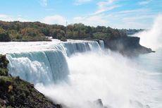 Jatuh ke Air Terjun Niagara, Bocah 10 Tahun Lolos dari Maut