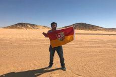Pria India Angkat Diri Jadi Raja Tanah Tak Bertuan di Afrika Utara