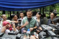 Apa yang Dilakukan Agus Yudhoyono dalam Pertemuan SBY-Prabowo?