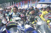 Ribuan Anggota Komunitas Ramaikan Yamaha Sunday Race