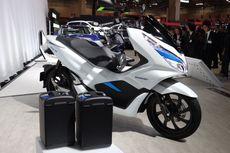 Honda Mengaku Produksi Motor Listrik Belum Menguntungkan