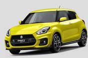 Swift Sport Terbaru 'Caplok' Mesin Vitara S